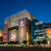 Shinsegae Korea Retail in Asia