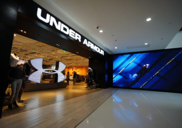 Under Armour - Retail in Asia