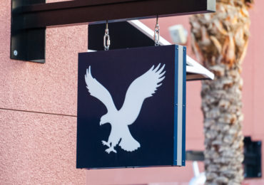 American Eagle Logo - Retail in Asia