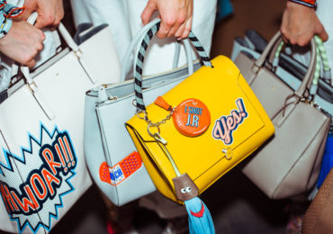 Anya Hindmarch Handbags - Retail in Asia