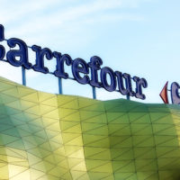 Carrefour Logo - Retail in Asia