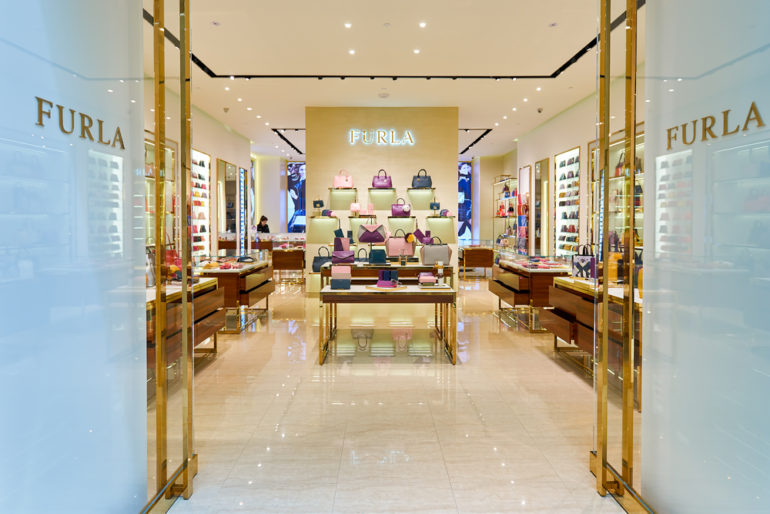 Furla Marina Bay Sands Store - Retail in Asia