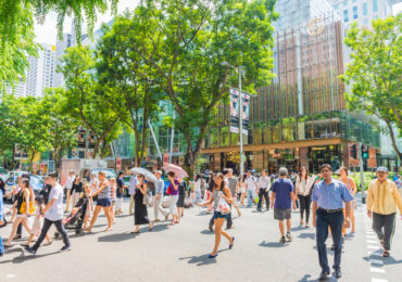 Orchard Road Singapore - Retail in Asia