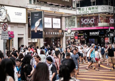 Hong Kong retail rent