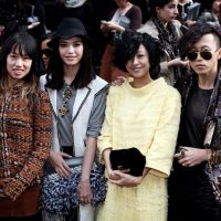 Chinese fashion bloggers
