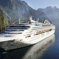 Cruise travel 2 - Retail in Asia