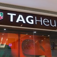 Tag Heuer Tmall - Retail in Asia