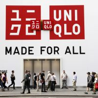 Uniqlo Opening - retail in asia