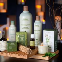 aveda - retail in asia