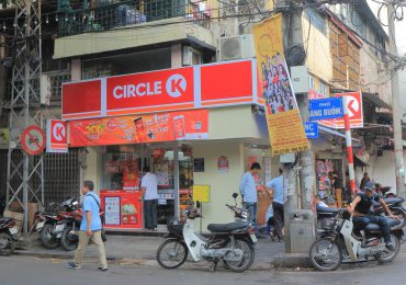 Circle K convenience store Vietnam fast-growing market - Retail in Asia