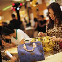 Chinese consumer global travel retail online shopping - Retail in Asia