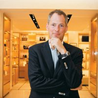 Philippe Schaus CEO DFS Group Guangzhou - Retail in Asia