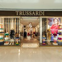 trussardi plaza 66 - retail in asia