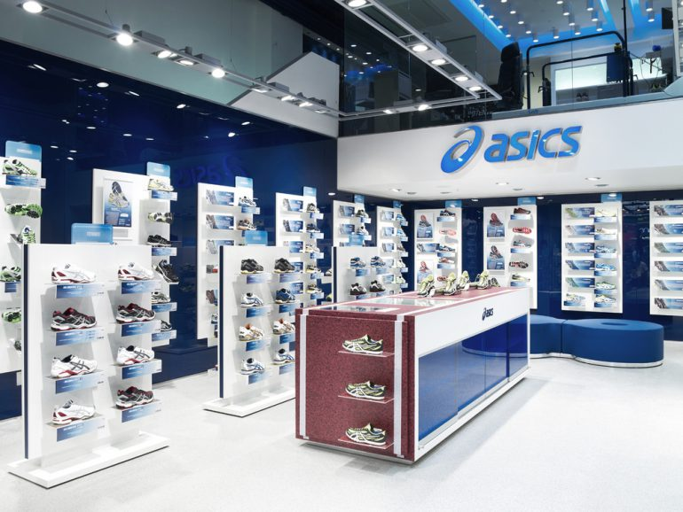 Asics takes revamped Asics Tiger concept to China - Retail in Asia a591de9ae