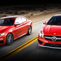 BMW Mercedes Benz top importer cars South Korea - Retail in Asia