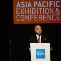 Erik Juul-Mortensen at TFWA Asia Pacific Exhibition & Conference 2017 news - Retail in Asia
