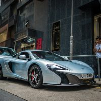 McLaren Supercars China sales growth - Retail in Asia