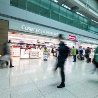 South Korea duty free new incheon aiport terminal - Retail in Asia
