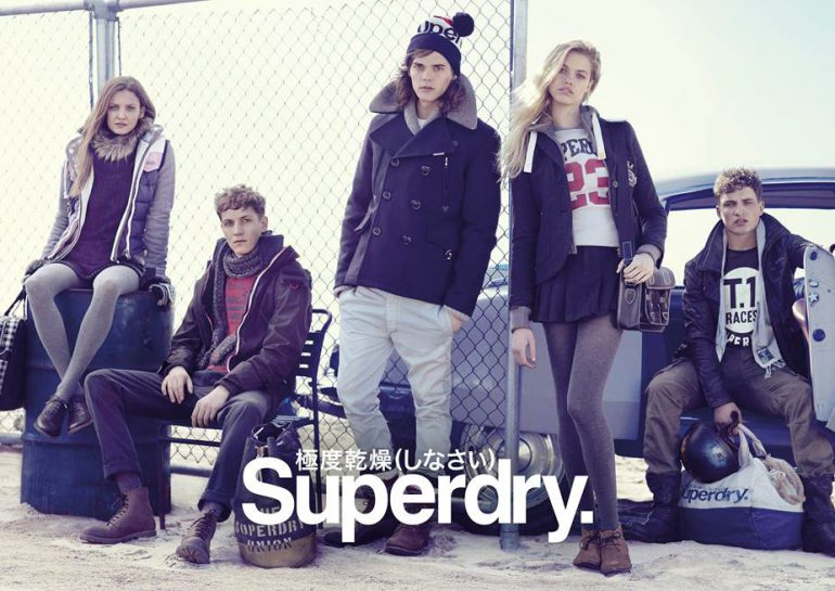 Superdry strong year China growth news - Retail in Asia