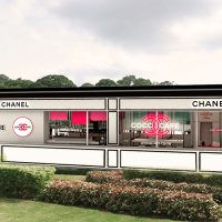 Coco Cafe Chanel pop up store Singapore - Retail in Asia