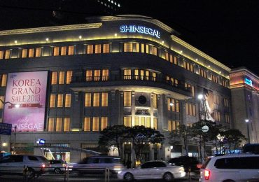 Shinsegae Department Store E-commerce Worldwide News - Retail In Asia