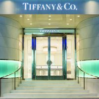 Tiffany & co Hong Kong airport pop up store news luxury jewellery - Retail in Asia
