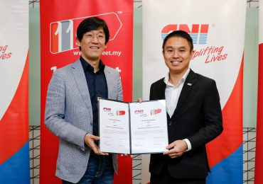 11street parcel CNI Partnership eCommerce Malaysia news - Retail in Asia
