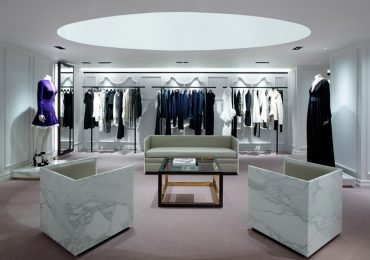 Alexander McQueen luxury brand opens a new store in Hong Kong Elements Tsim Sha Tsui - Retail in Asia