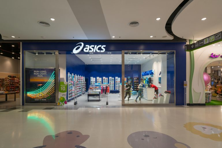 Asics Auckland New Zealand Store Opening - Retail in Asia