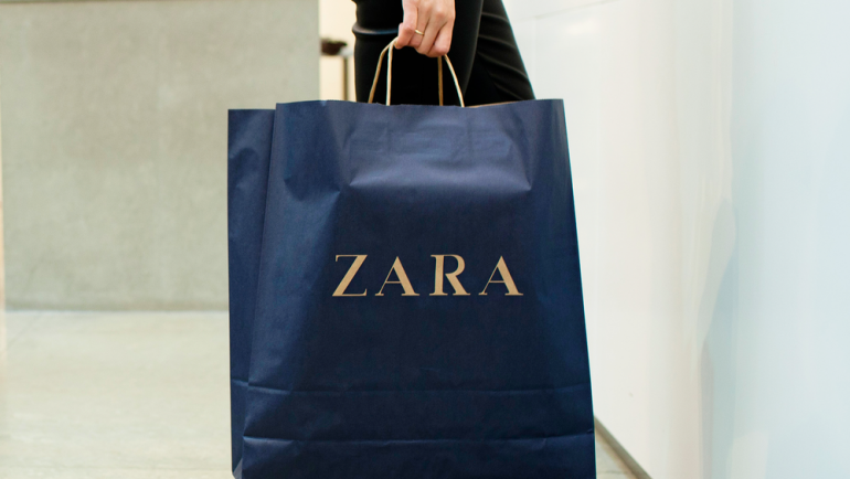 Inditex sales soar up 14% news - Retail in Asia