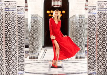 Jimmy Choo Marrakech Photoshoot for new collection - Retail in Asia