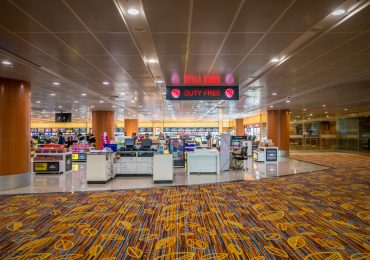 Yangon international airport Singapore Myanmar Investco News duty free - Retail in Asia