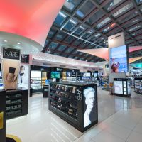Lotte and Shinsegae competition on Beauty and cosmetics market - Retail in Asia
