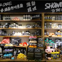 Lush opens new flagship store in Singapore with skincare consultation and Massage - Retail in Asia
