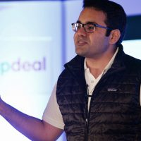 Snapdeal and flipkart Kunal Bahl CEO - Retail in Asia