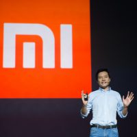 Xiaomi Miband Smarphone mi conference with CEO Leijun - Retail in Asia