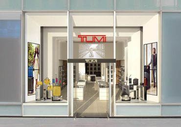 Busy week in Hong Kong for TUMI's aficionados