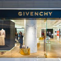 Givenchy launches e-commerce