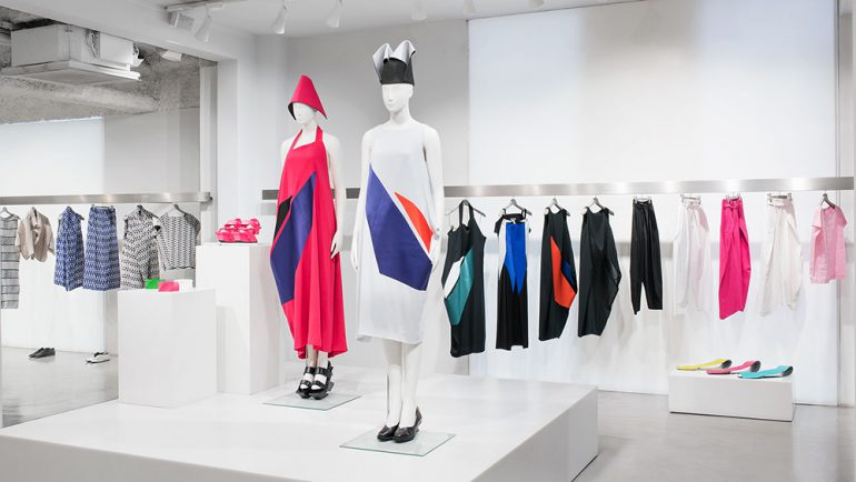 1a31a5905b Issey Miyake opens second Ginza flagship store - Retail in Asia