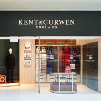 Kent & Curwen unveils new retail concept in Hong Kong