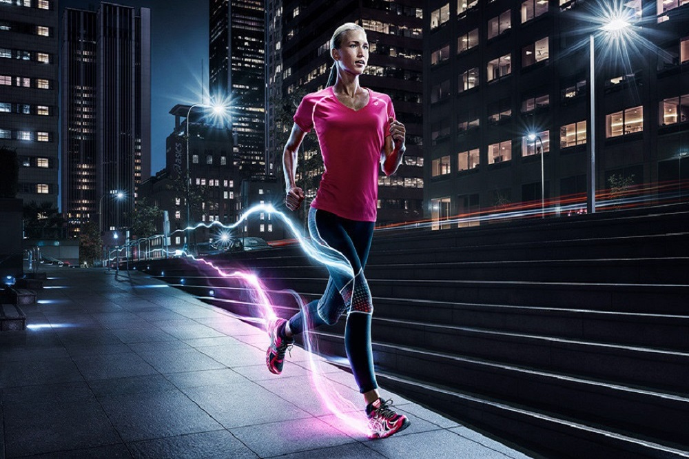 Asics tapped a DJ to tell its new brand campaign