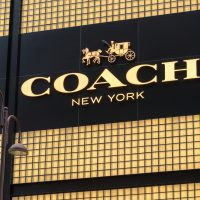 Luxury goods group Coach is rebranded as Tapestry