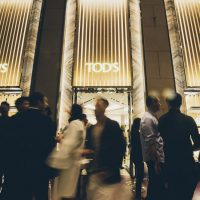 Tod's new concept boutique in Hong Kong