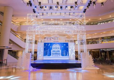 Unique festive extravaganza at Pacific Place
