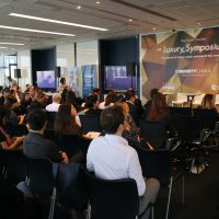Full room for the 2nd edition of the Luxury Symposium