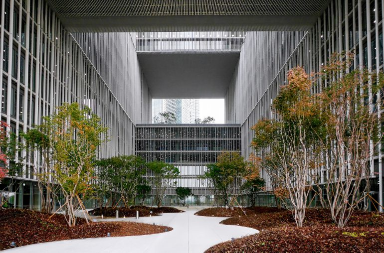 AmorePacific opens new headquarters in Yongsan
