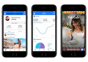 Facebook launches Creator app for influencers