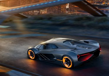 Lamborghini Terzo Millennio research and innovation