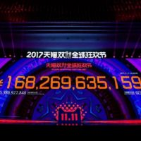 Singles' Day trumps Black Friday and Cyber Monday combined 1
