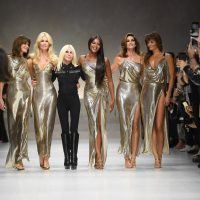 2017 has been Donatella Versace's year